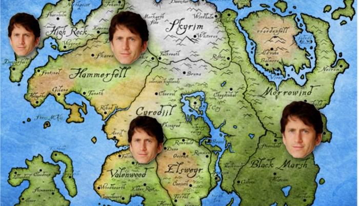 The Elder Scrolls VI: dove si svolge il gioco Bethesda?