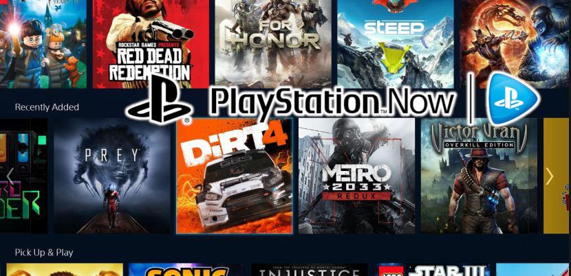 Catalogo Playstation Now: cosa offre il servizio Sony