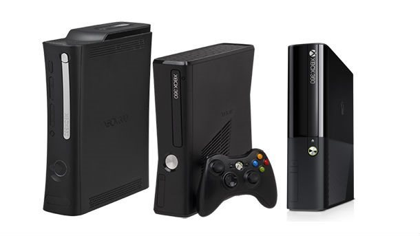 Versioni Xbox 360