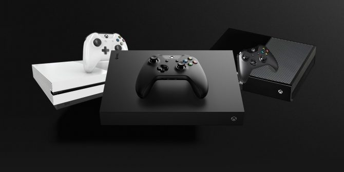 Versioni Xbox One