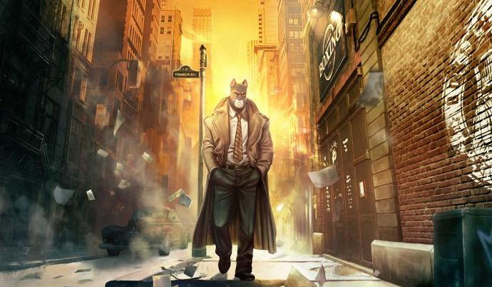 Blacksad: Under the Skin, dal fumetto alla Gamescom