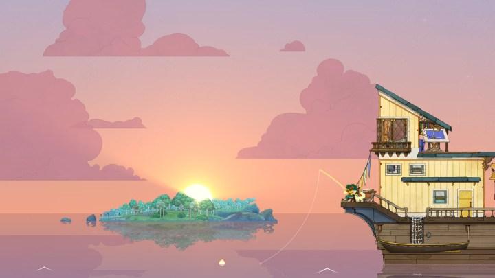 Screenshot di Spiritfarer