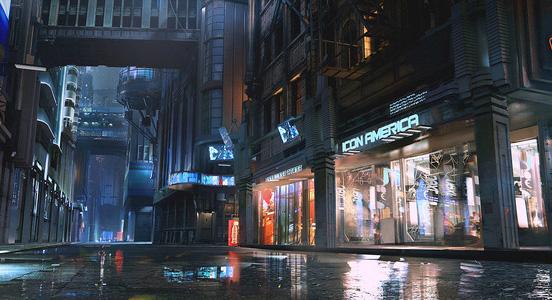 Cyberpunk 2077 giga