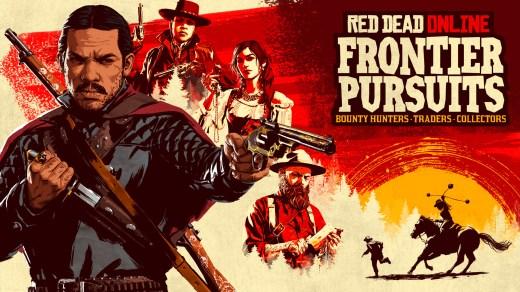 red dead online frontier pursuits dettagli