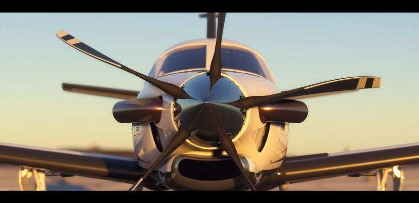 Microsoft Flight Simulator: Asobo Studio e la pre-alpha