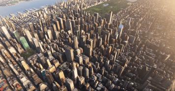 New York - Online mode (fotogrammetria)