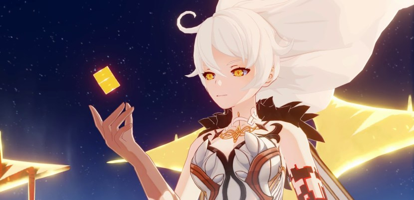Genshin Impact: La storia del gioco