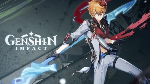 Genshin Impact: come buildare Childe (armi e artefatti)