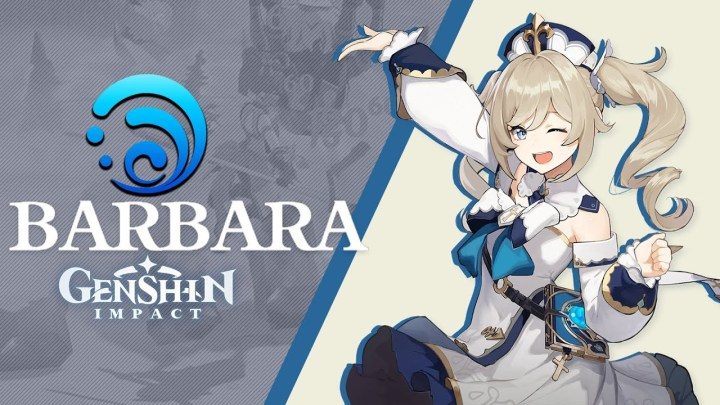 Genshin Impact: come buildare Barbara