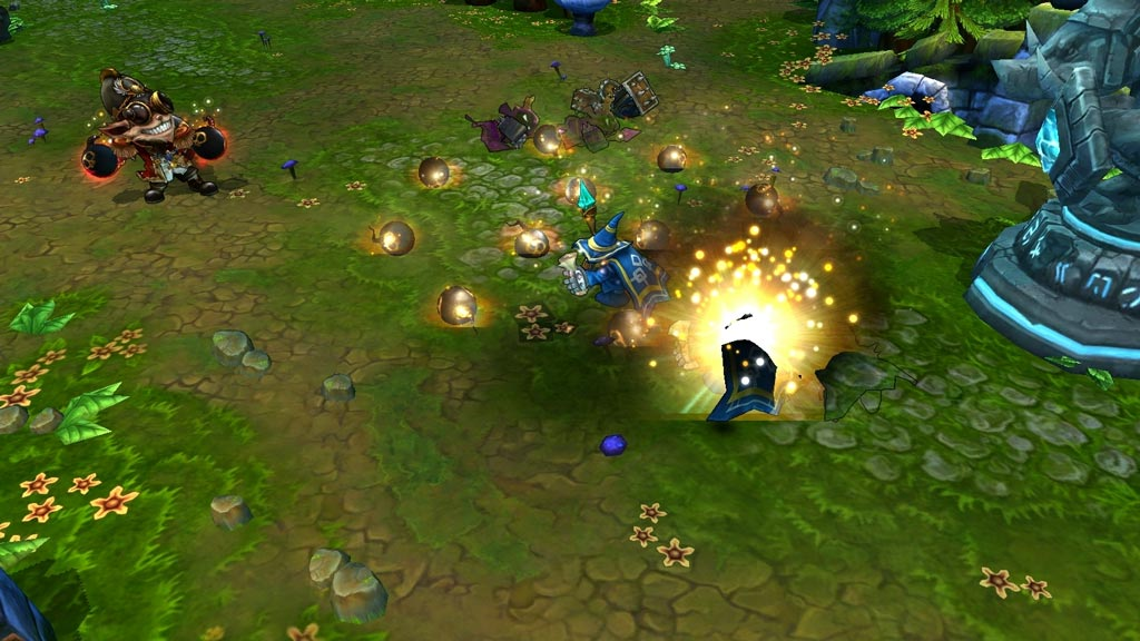 Free MOBA Games Multiplayer Online Battle Arena Games List