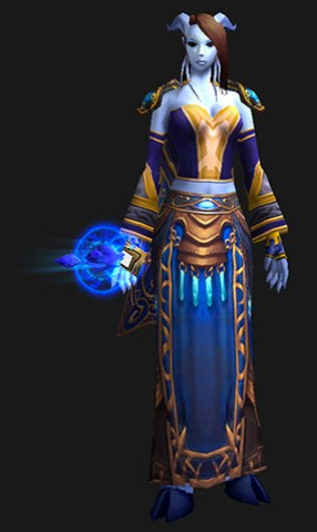 Cloth Transmog - Jessera's Tunic