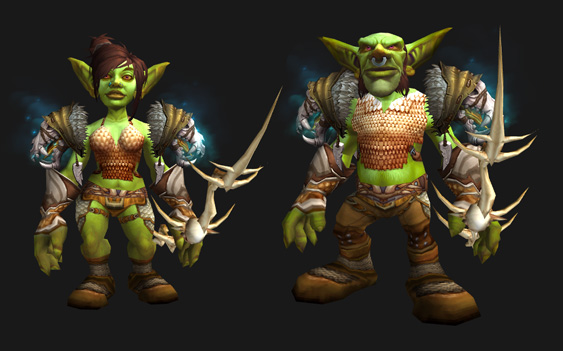 how to put together a cool transmog wow legion