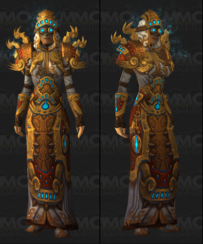 Mage Tier 16 - Chronomancer Regalia