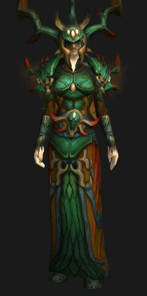 WoD Alpha - Druid Mythic