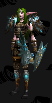 Mail Transmog - Wicked Chain - Preview