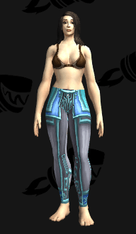 Cloth Transmog - Lifegiver Britches - Hideous