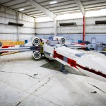 Real Life Lego X-Wing
