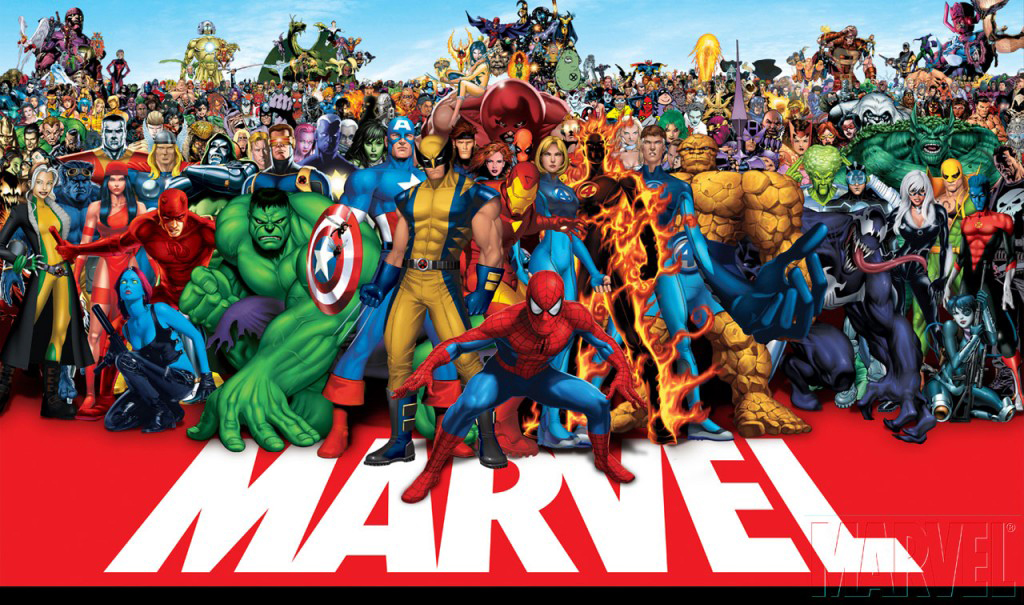 100 Most Powerful Marvel Characters