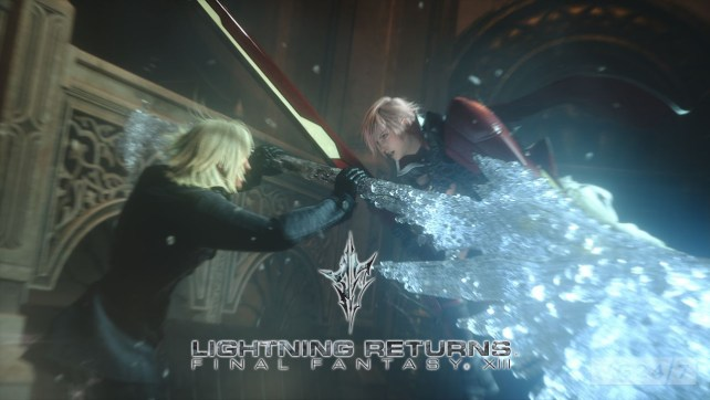 Final Fantasy XIII Lightning Returns Gamescon Final Trailer