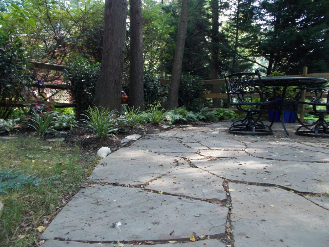plastic edging for flagstone ask