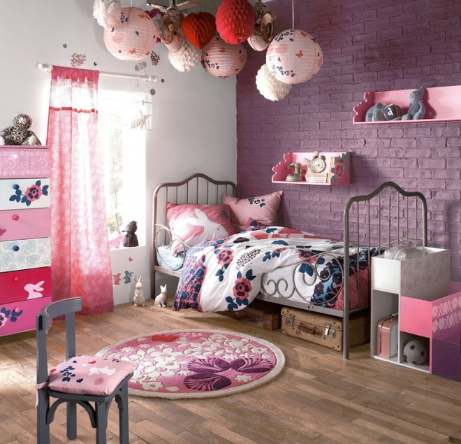 ambiance-chambre-fille-lzc-verbaudet