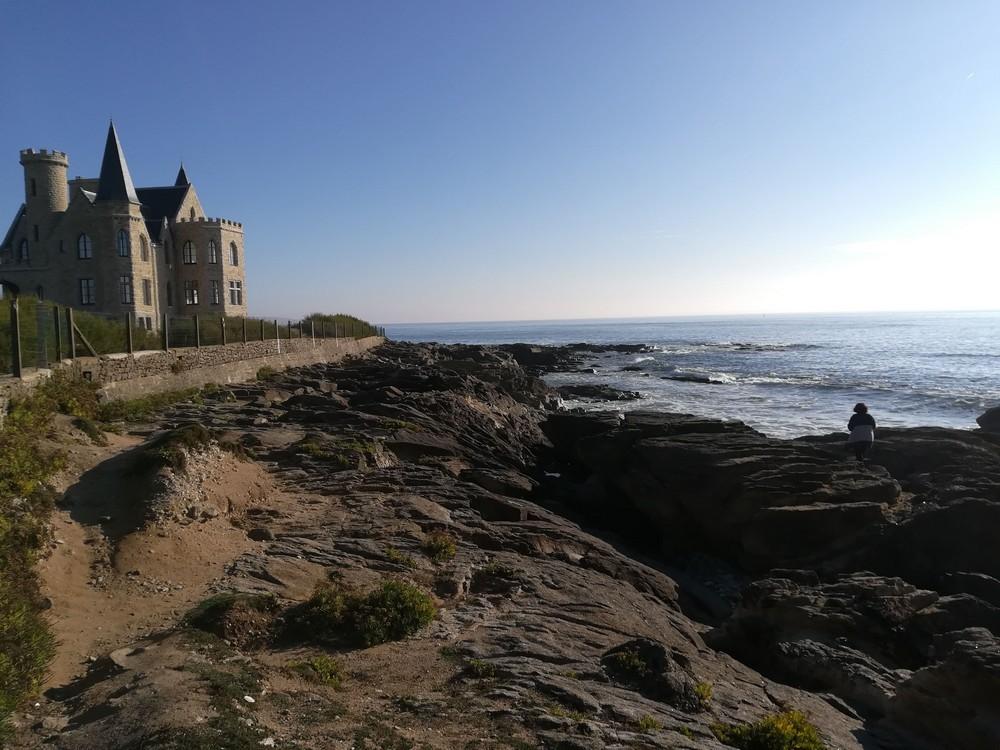 Chateau quiberon