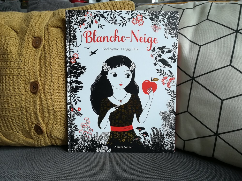 Blanche neige peggy nille