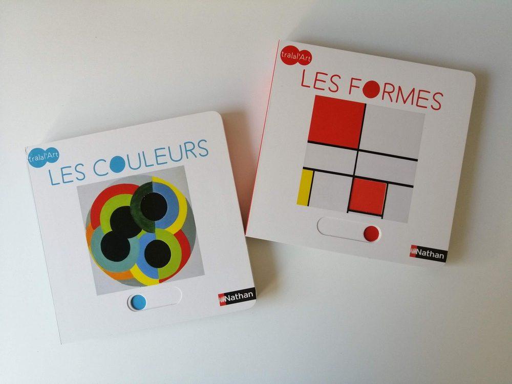 tralal'art - les formes et les couleurs