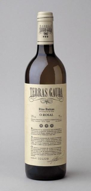 O'Rosal 2012 - Bodegas Terras Gauda. Fuente: Bodegas Terras Gauda.