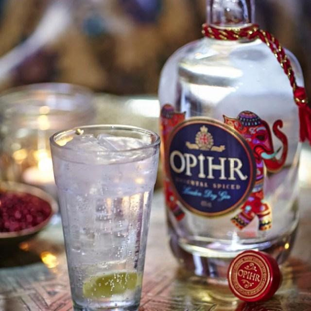 Opihr Oriental Spiced. Fuente: Opihr