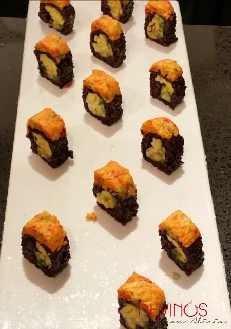 Mercado de Chelsea - Beyond Sushi. Fuente: Vanessa Martiny para Devinos con Alicia