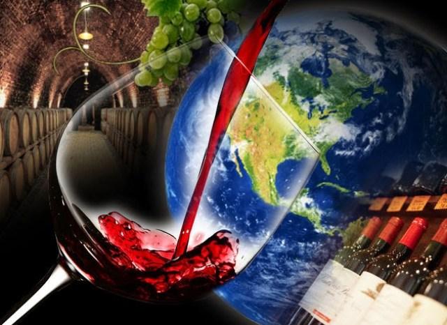 Vinos en el mundo. Fuente [en línea]: www.iprofesional.com