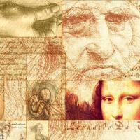 ¡Todos a la mesa!, gritó Da Vinci