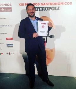 Mención de Honor en Premios Metrópoli para Ignios Orígenes Baboso Negro 2012, Copyright: Borja Pérez Viticultor