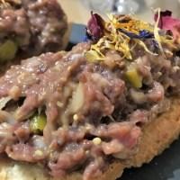 Receta Steak Tartar de vaca madurada