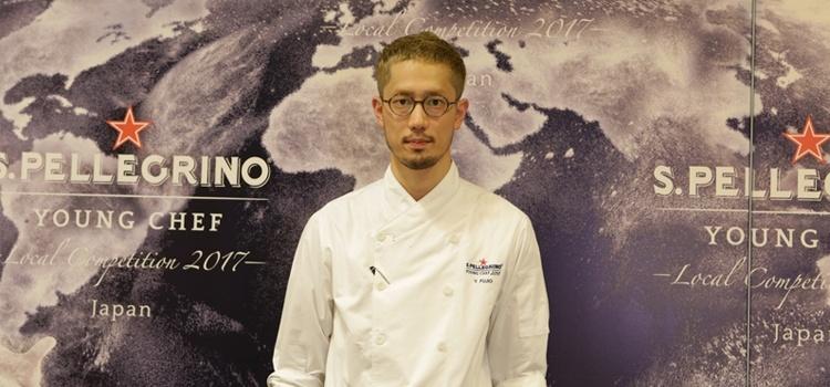 Yasuhiro Fujio se corona como S. Pellegrino Young Chef 2018