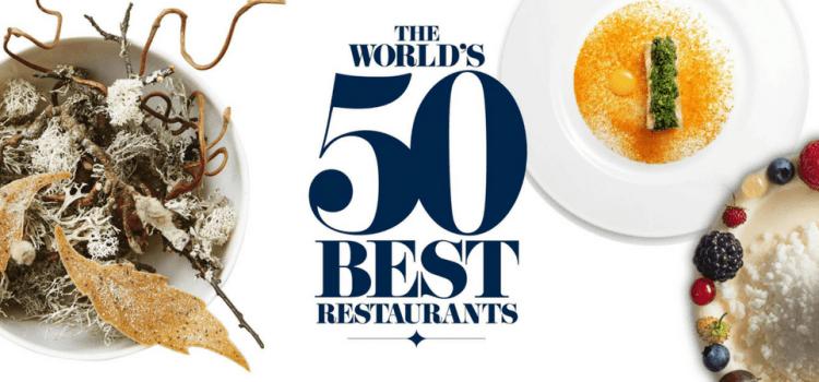 The World´s 50 Best Restaurants 2018, puestos del 51 al 100