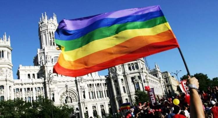 Orgullo Madrid. Copyright: Ecoteuve.es - elEconomista.es