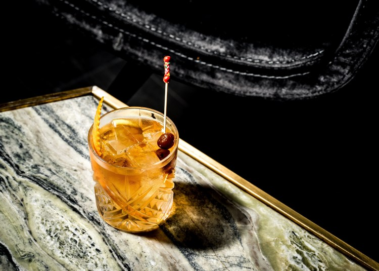 Old Fashion. Copyright: Old Fashioned Cocktail Week
