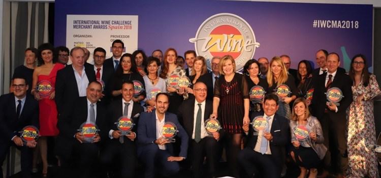 Madrid celebró la III edición de los International Wine Challenge Merchant Awards Spain