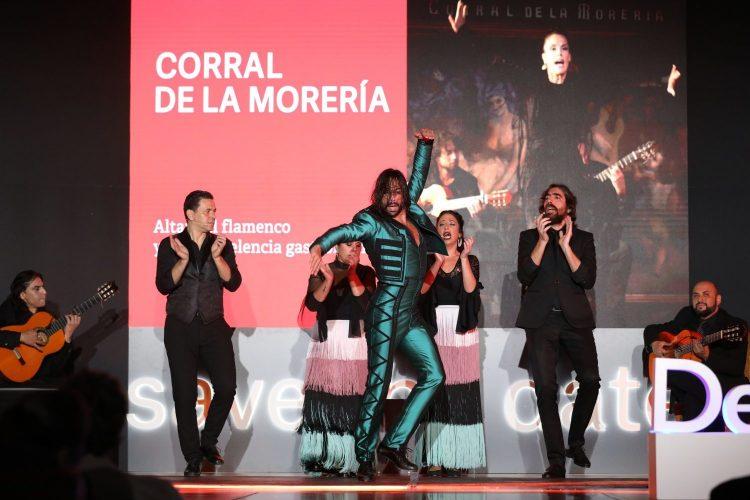 Actuación flamenca. Fotografía: Ayuntamiento de Madrid