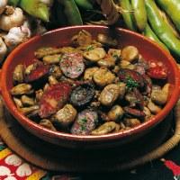 Cocido y platos del Algarve o cómo seguir viajando en tiempos de pandemia