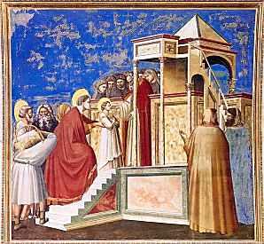Resultado de imagen de Presentación de la Virgen