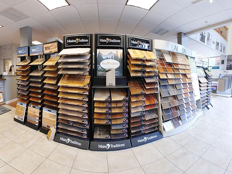 devoe color design center flooring