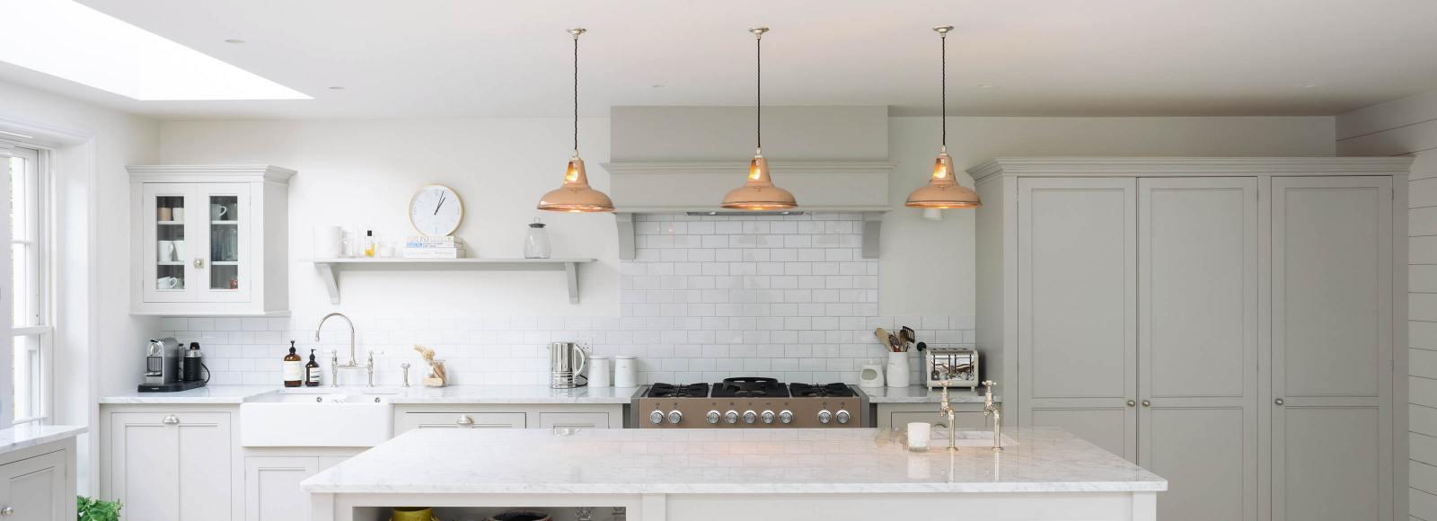 Devol Kitchens Shaker Kitchens Classic Bespoke Kitchens