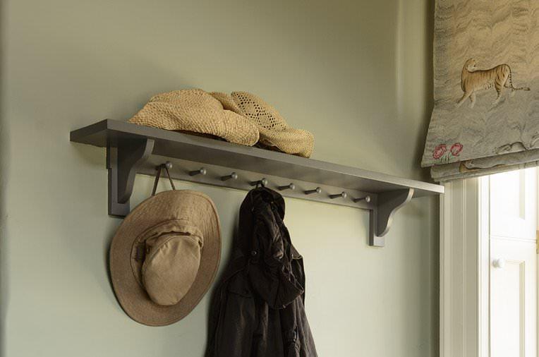 Peg Rail Shelf DeVOL Kitchens