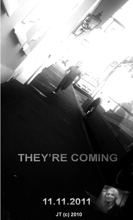 They're coming