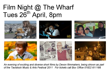 Tavistock Film Night at Tavistock Wharf