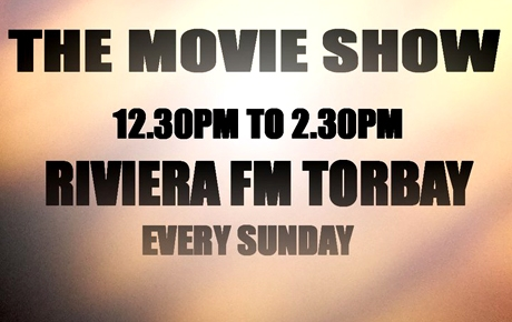 Tune into The Movie Show on Riviera FM
