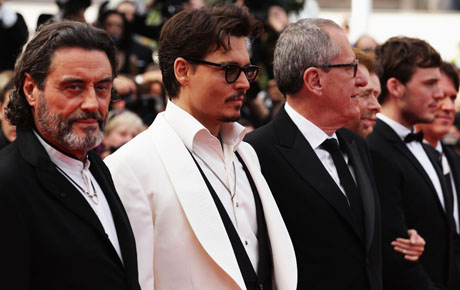 602a23bf0 Pirates of the Caribbean on Stranger Tides at the Cannes Film ...
